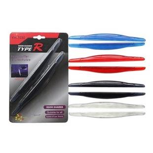 泰普尔(TYPER)TR-6115海豚门边胶(雾银)(两片装)