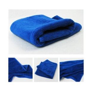 汽车用品超细纤维车载洗车毛巾 擦车巾 超大加厚洗车巾