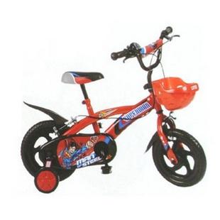 小龙哈彼自行车LB1245Q-L113(红色)(品牌小龙哈彼)