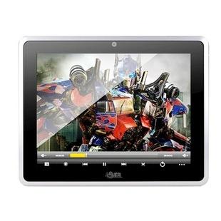半岛铁盒G1平板电脑 银色 (8寸高清电容屏 512MB 8G WIFI无线 前置30W摄像头 超强续航 娱乐办公的完美利器)