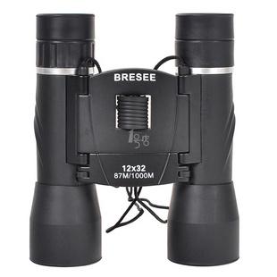 Bresee 博观 高清高倍小直筒望远镜12X32 BR005