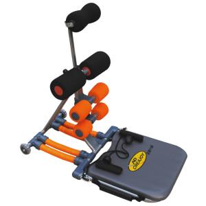 创悦 第二代加强版AD收腹运动机 CY-9009 (计数器/拉绳/四弹簧/加长头枕)