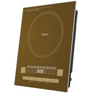 格兰仕(Galanz) 电磁炉 C2193A 微晶面板,无缝隙,一体板,整板触摸屏,LED显示,预约定时双功能