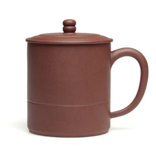 易臣宜兴办公杯 紫砂杯 茶杯 同乐450ml