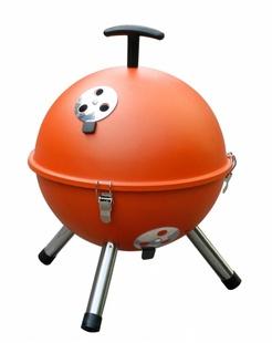QQ经典Ⅱ代户外便携烧烤炉(青葱绿)
