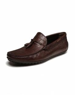 棕色典雅时尚皮鞋