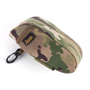 【新款】ROGISIl陆杰士 野营防水抗震眼镜盒 户外眼镜包袋 10P28 CP迷彩