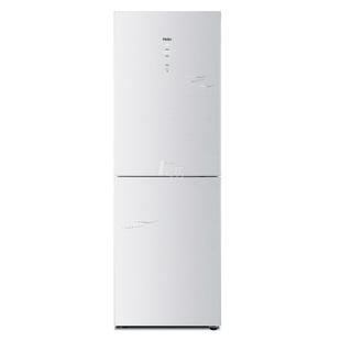 Haier 海尔 241升两门 双门速冻 风冷无霜冰箱 BCD-241WDCV 白色 威尼斯花纹