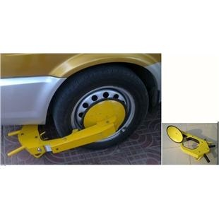 黑河市小车乱停放锁车器 哪里有小车轮胎锁