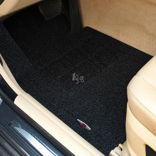 3M 经典款高级丝圈脚垫 适用于标致系列 黑米灰三色可选 专车专用 全车型覆盖