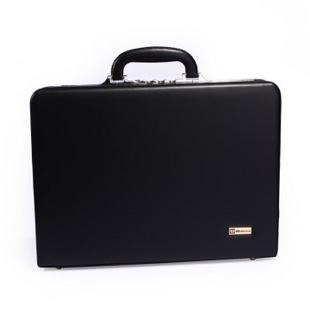 摩斯卡MONSCA手提箱公文箱密码箱M447 黑色 商务系列