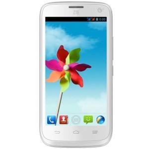 中兴 Q201T 3G手机(青色)TD-SCDMA/GSM 双卡双待