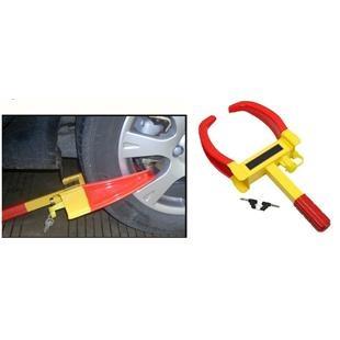 枣庄市有卖锁小车轮胎的锁车器吗 车轮锁轮胎锁供应商