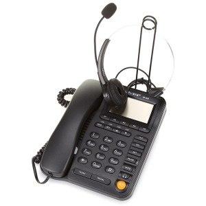 亚尔亚(YEY)VE-320 呼叫中心话务员 专用耳机电话