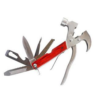 语诺 多功能羊角锤 安全锤 户外安全救生锤 汽车逃生锤 破窗器