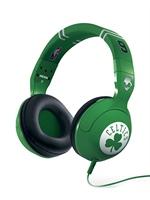 Skullcandy 斯酷凯蒂 S6HSDY-229 NBA系列 HESH 耳罩式耳机 MIC1 绿色凯尔特人队