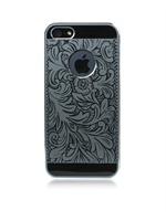 ibacks 贝克 iPhone 5s/5 威尼斯人 航空全铝手机壳(深空灰)