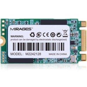 幻影(MIRAGES) M2242系列 128G NGFF 固态硬盘