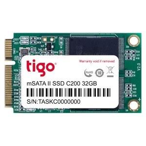 金泰克(Tigo) C200 32G mSATA固态硬盘