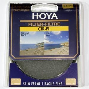 保谷(HOYA) CIR-PL SLIM 82mm专业超薄圆形偏光镜片