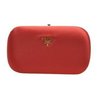 Prada 普拉达 女士宴会包 BP0494 AC4 F068Z 红色 F