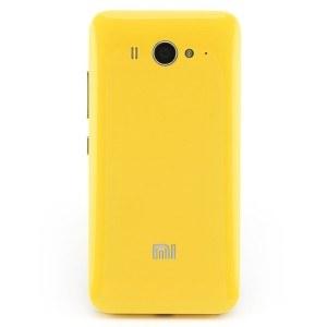 小米(MI) 小米MI2 2S电池盖 高光黄色