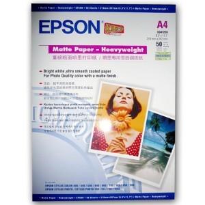 EPSON爱普生 S041259 重磅粗面喷墨打印纸A4