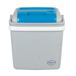 婷微车载冰箱CB-20A(20L银白色) 可制冷加热