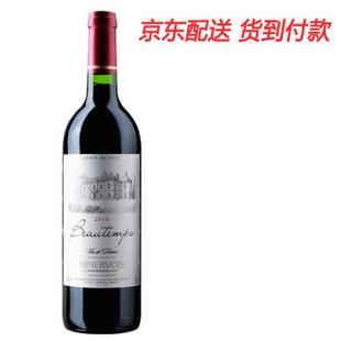 聚酒网 法国原瓶进口红酒 薄若莱AOC干红葡萄酒750ml