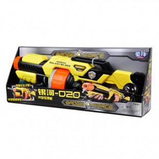 皇冠HUANGGUAN Crown/皇冠 信利达-软弹枪xld005-银河(黄色)WJ-429-AJ65