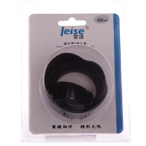 LEISE 雷摄 佳能49mm 遮光罩、镜头盖套装