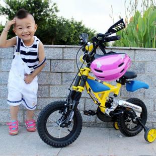 包邮正品小黄蜂优贝儿童自行车