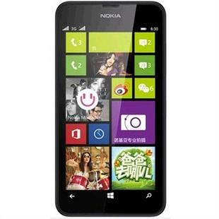 【货到付款】Nokia 诺基亚 Lumia 630 3G手机 WCDMA/GSM 双卡双待 四核高性价比 wp8.1系统