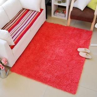 富居 雪尼尔地毯012tc客厅卧室系列 1.33米*1.9米(驼色)