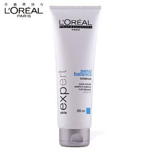 L'OREAL/欧莱雅(进口)头皮舒缓按摩霜 250ML 缓解头皮压力 滋养发根 健康成长