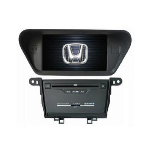 卡仕达领航系列 本田思铂睿 专车专用车载DVD导航一体机CA074-T 导航+包安装