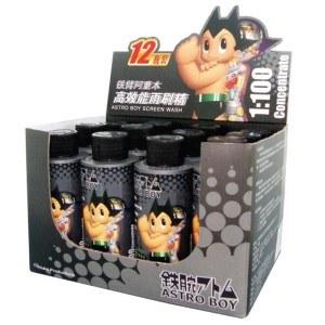 铁臂阿童木(Astroboy)高效能超浓缩雨刷精12*100Ml瓶装 YSJ-12