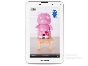 【限时抢购】联想 A3000(8GB/白色)7英寸娱乐手机平板,MTK8389四核 内置联通3G 支持通话功能 特价