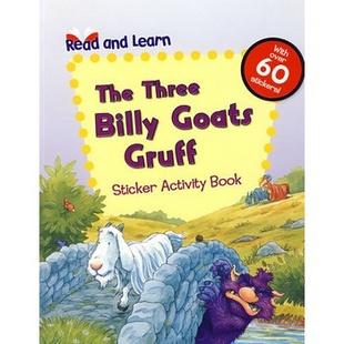 读与学:三只小山羊READ AND LEARN-THE THREE