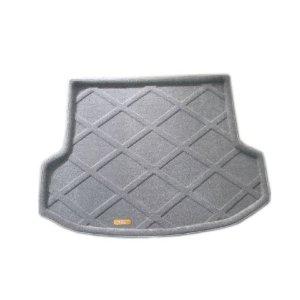 快速道·大马路 起亚狮跑 大马路3D立体绒面高档后备箱垫 专车专用尾箱垫 尾垫 防水行李箱垫