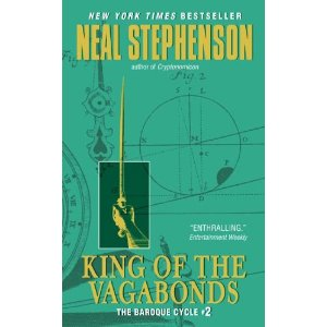 King of the Vagabonds: The Baroque Cycle #2 [简装]