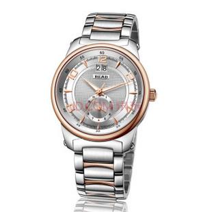 锐力(READ)R7002G手表已转京东自营,请点击下方链接购买! 白面玫瑰金色