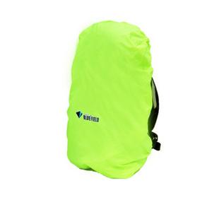 蓝色领域 穿越式 户外双肩登山背包防雨罩 荧光绿 中号