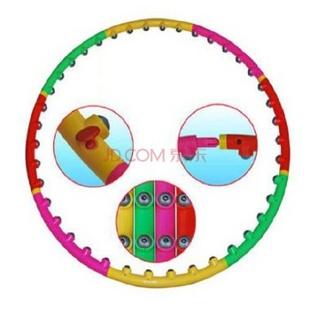 红兔子 多功能磁疗按摩组合呼啦圈 减肥瘦身 BY-005 JJD271-30