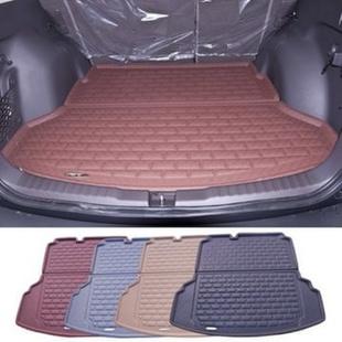 爵尚大众新迈腾专用后备箱垫 新迈腾后箱垫尾箱垫(米色)