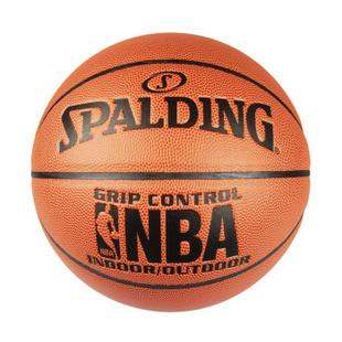 "SPALDING 斯伯丁篮球 ""掌控""比赛用球 74-221 新74-604Y 7号篮球"
