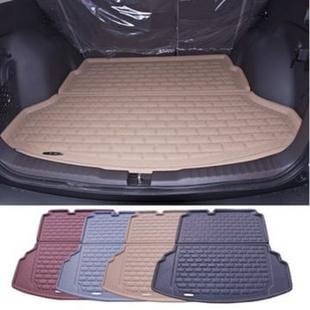 爵尚奔驰GLK专用汽车后备箱垫 奔驰GLK后箱垫尾箱垫(灰色)