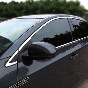 酷斯特 科鲁兹车窗饰条 科鲁兹专用配件不锈钢装饰条 科鲁兹改装专用车身饰条 包边上窗-10件套