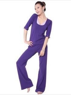 菩罗拉 / 长袖健身瑜伽服套装
