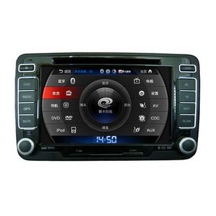 卡仕达领航系列 大众速腾专车专用 车载DVD导航CA103-T(套餐1)